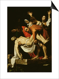 Deposition, 1602-4 Posters by  Caravaggio