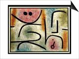 Paul Klee - The Broken Key, 1938 - Poster