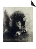 Pegasus Prints by Odilon Redon