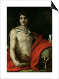 St. John the Baptist Prints by  Andrea del Sarto