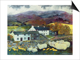 Sheep Country, 1988 Prints by Lisa Graa Jensen