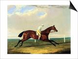 'tarrare' Ridden by George Nelson Art by John Frederick Herring Snr