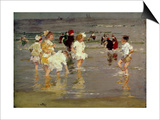 Children on the Beach Posters by Edward Henry Potthast