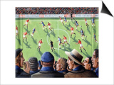The Big Match, 2000 Posters av P.J. Crook