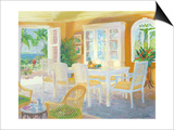 Caribbean Coffee Prints by William Ireland