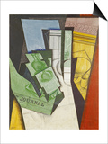 Breakfast, 1915 Posters by Juan Gris