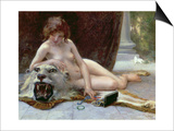 The Jewel Case Prints by Guillaume Seignac