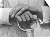 Hands of a Construction Worker, Mexico, 1926 Prints by Tina Modotti