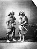 Samurai, C.1860-80 Posters by Felice Beato