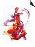 Penny Warden - Jaunt - Poster