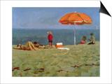 Wellfleet Beach Print by Sarah Butterfield