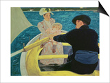 The Boating Party, 1893-94 Posters by Mary Cassatt