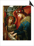 St. Cecilia, 1896 Posters by John Melhuish Strudwick
