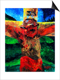 Crucifixion- it Is Finished, 2009 Art by Patricia Brintle