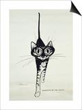 Move Quietly, C.1962 Prints by George Adamson