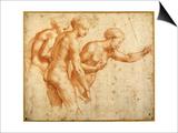 Les trois Grâces Art par  Raphael