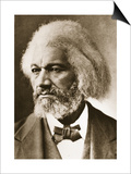 Frederick Douglass Art by Mathew Brady