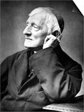 Cardinal Newman, 1887 Prints by Herbert Rose Barraud