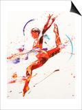Penny Warden - Gymnast Two, 2010 Reprodukce