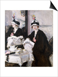 Reflections Prints by Francis Campbell Boileau Cadell