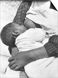 Baby Nursing (Conchita with Her Mother Luz Jimenez), Mexico City, 1926 Láminas por Tina Modotti
