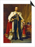 King George V, 1911 Prints by Sir Samuel Luke Fildes