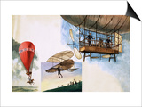 Flying One Hundred Years Ago Prints by Peter Jackson