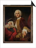 Portrait of Horatio Walpole (1723-1809) 2nd Baron Walpole of Wolterton Prints by Pierre Subleyras