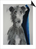 Lurcher, 2012 Prints by Sally Muir