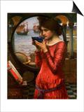 Destiny, 1900 Prints by John William Waterhouse