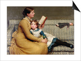 Alice in Wonderland Prints by George Dunlop Leslie