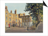 Holly Hill, Hampstead Posters by Julian Barrow