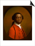 Portrait of an African, C.1757-60 Posters by Allan Ramsay