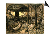 Early Morning, 1825 Art by Samuel Palmer