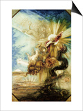 The Fall of Phaethon Posters by Gustave Moreau