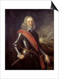 Colonel Rowland Eyre (1600-72) of Hassop Posters by Robert Walker