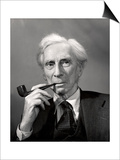 Bertrand Arthur William Russell (1872-1970), 3rd Earl Russell Prints by Lotte Meitner-Graf