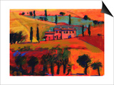 Tuscany, 2008 Prints by Paul Powis