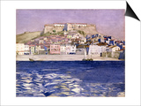 Collioure Print by Charles Rennie Mackintosh