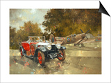 Ghost and Spitfire Prints by Peter Miller
