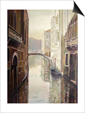 Venetian Life Print by Kevin Parrish