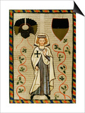 Der Tannhauser (1200-1305), Poet and Crusader. Fol.164R. Codex Manesse (Ca.1300) Art