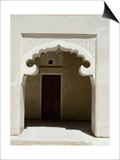Arched Entrance Way of a Madrasah or Koranic School, Dubai Art