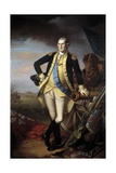 Full-Length Portrait of George Washington Giclee Print