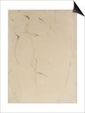 Cariatide Posters by Amedeo Modigliani