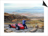 Maserati A6 Gcm, 2001 Posters by Trevor Neal