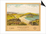 Anglesey, c.1925 Prints by Henry John Yeend King