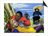 The Good Samaritan, 1994 Prints by Dinah Roe Kendall