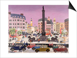 Trafalgar Square Poster by William Cooper