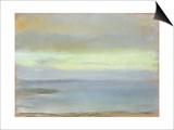 Marine Sunset, C.1869 Print by Edgar Degas